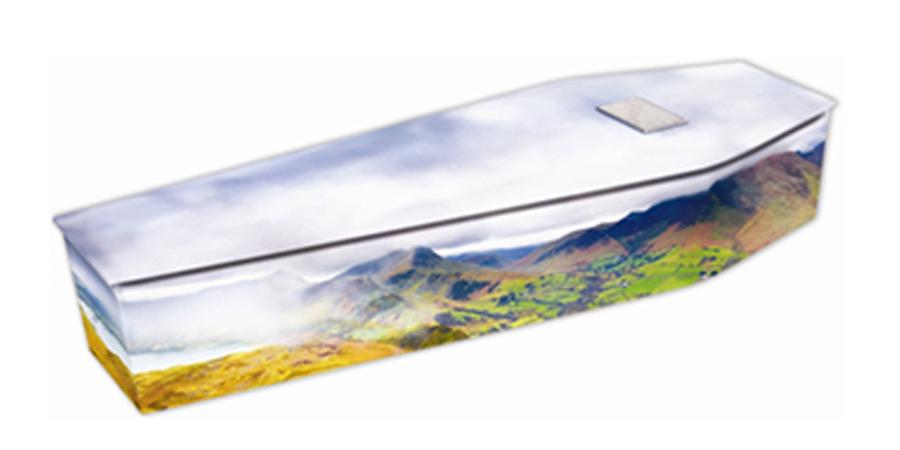 image laminated coffin