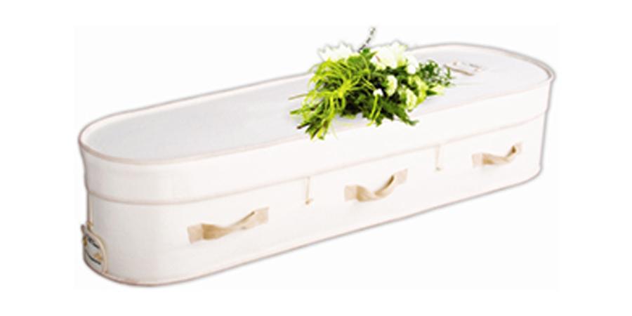 Natural Legacy Woollen coffin